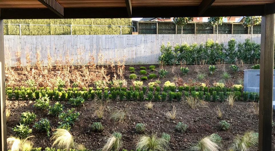 Garden Design Sheerness Kent - Oakleigh Manor