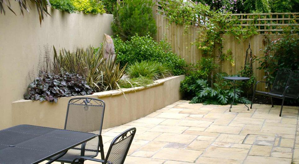 Garden Design Biggin Hill Kent - Oakleigh Manor