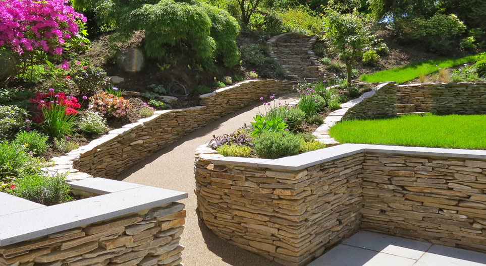 Landscaping Sevenoaks Kent - Oakleigh Manor